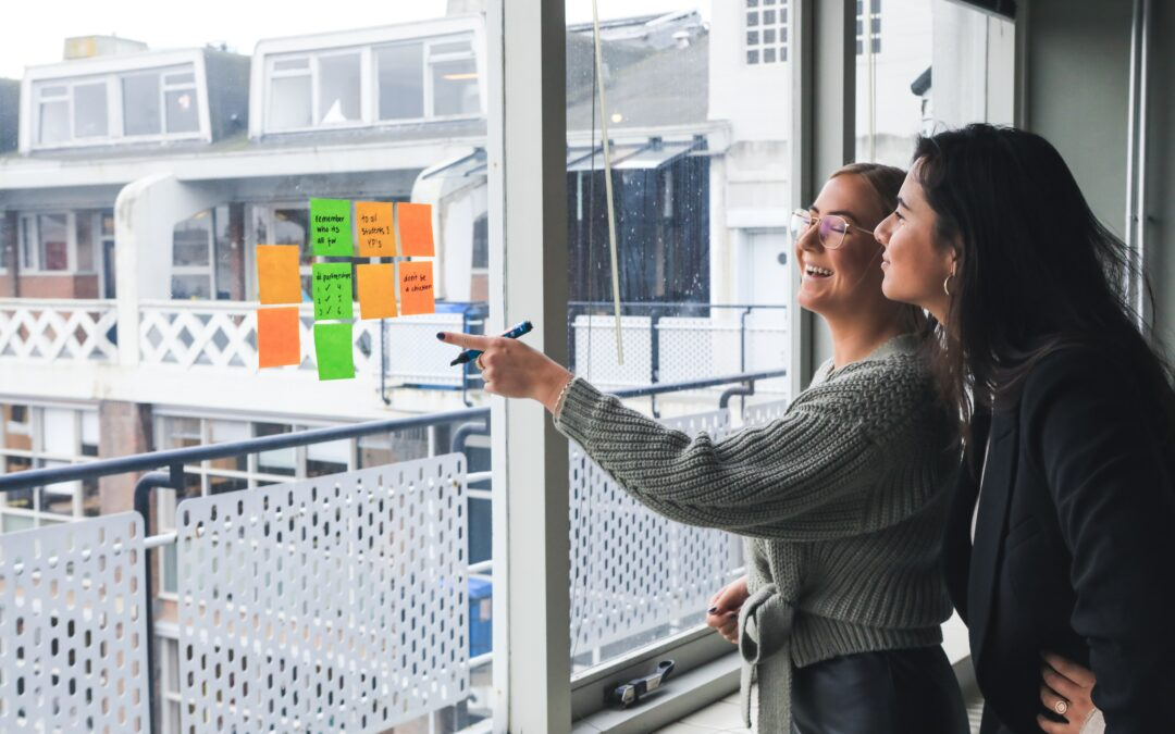 3 stappenplan voor een effectieve brainstormsessie