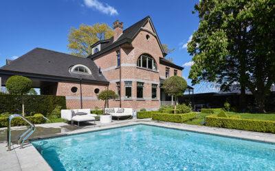Charmy Villa Wetteren